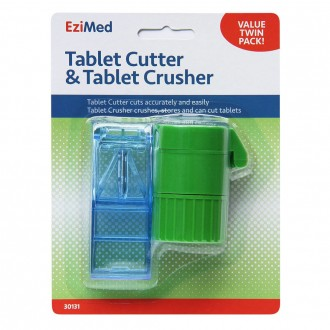 Tablet Cutter with Tablet Crusher