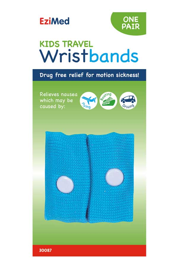 Kids Travel Wristbands