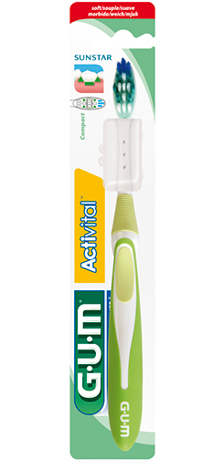 GUM® Activital®Toothbrush, Soft