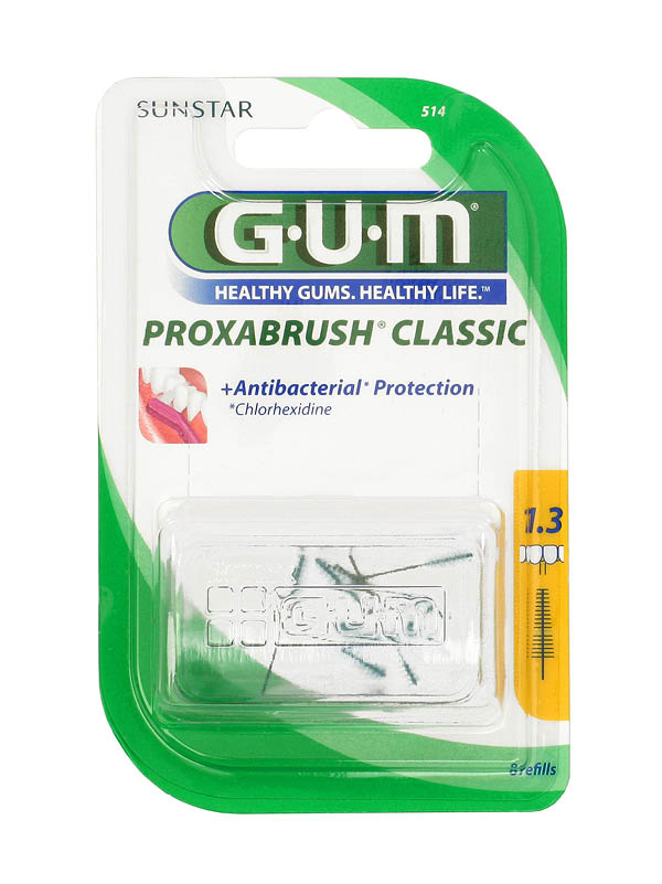GUM® Proxabrush® Refill Extra Fine Tapered