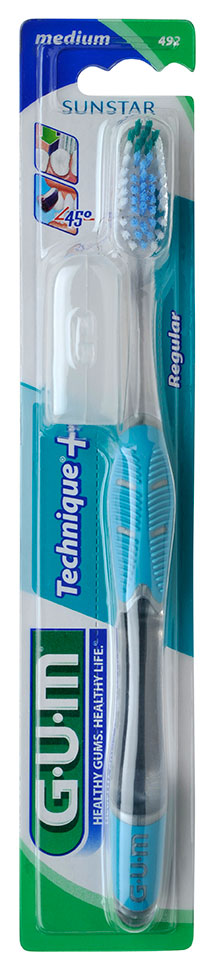 GUM® Technique®Toothbrush Medium, Full