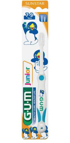 GUM®JuniorToothbrush 7-9 years Ultra Soft